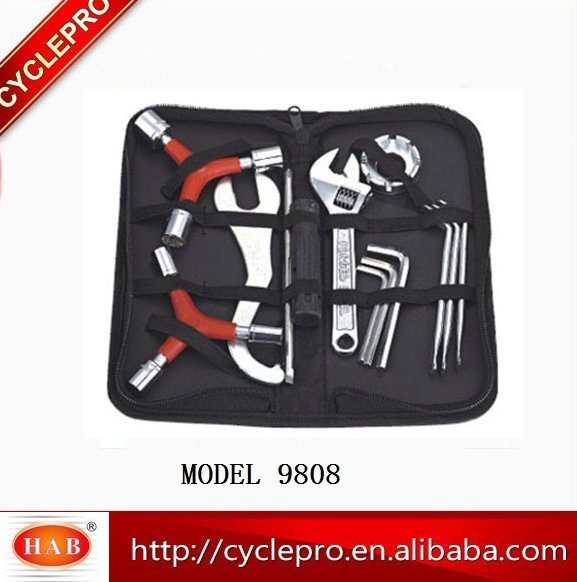 bicycle repair hand tool kit