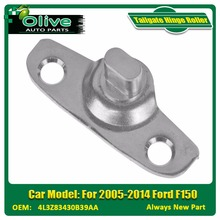 Bed Mounted Tailgate Hinge Roller Driver Side Left LH For 2005-2014 Ford F150 Truck 4L3Z83430B39AA