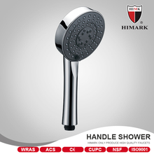 Bathroom 3-Function plastic hand shower European shower head