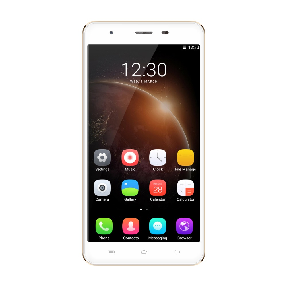 Gretel A6 4G 5.5inch Mobile phone 2GB RAM 16GB ROM MTK6737 Quad Core Android 6.0 cellphone 13MP Fingerprint ID