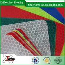 wholesale reflective sheet/film/sticker reflective material for road signs