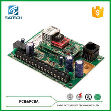 Multilayer PCB design, PCB fabrication and PCBA assembly