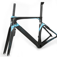 CE test taiwan new product 700C super light carbon road bike frame