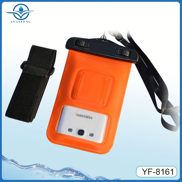 High quality waterproof armband case for mobile phone samsung s4 i9500