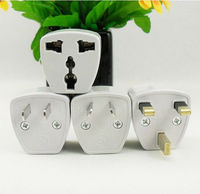 travel usb charger adapter for Ipad/Iphone (EU-USA-AU-UK)