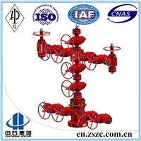API oil and gas christmas tree wellhead equipment 18 years manufacturing experience