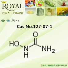 High quality Cas No 127-07-1 Hydroxyurea