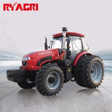 Agricultural 4wd tractor machine / farming tractor for sale