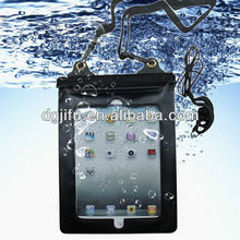 water proof case for iPad/for iPad water proof case
