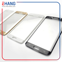 Trending hot products tempered glass screen protector curved tempered glass for galaxy Note 5 Edge