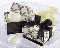 Heart shaped design scented hand made soap For Valentine's Day Gift Wedding Favor