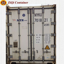 Electric 40' Used Reefer Container