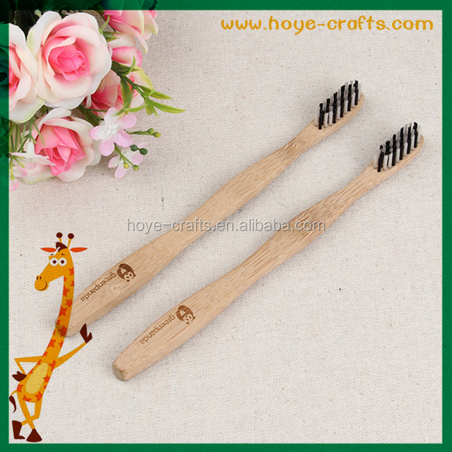 High quality ECO friendly cheap bamboo toothbrush