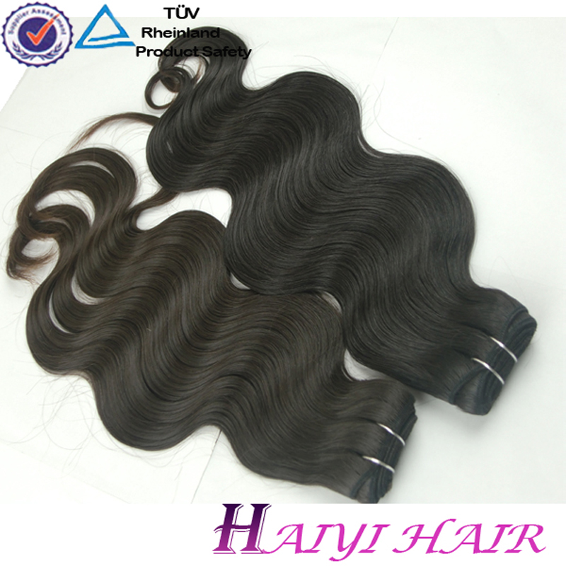 Double Strong Weft Tangle Free Quality 100% Real Malaysian Hair