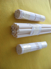 alumina ceramic insulating tube with one side closed