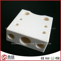 99%/95%Alumina ceramic customizable insulation ceramic insulator parts