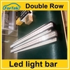 Quality China wholesale double Rows spot light 120w led light bar for car single row