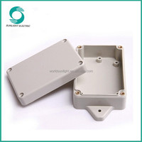 New design new ip66 plastic waterproof junction box, ABS solar explosion proof ip66 junction box