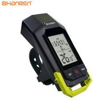 ShanRen Raptor II latest design multifunction custom cycling gps computer