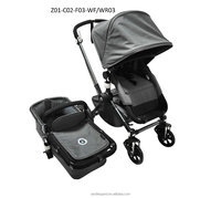 Wooden board inside the sleeping bag of the baby strollers many choices of the baby body, wheel and frames