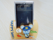 Custom Design Rubber Mobile Stand Holder Give Away Gifts For Smart Phone