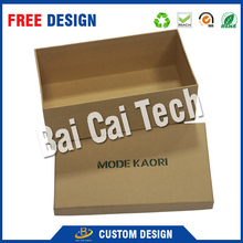 2016 top quality environmental material clients custom product box wholesale