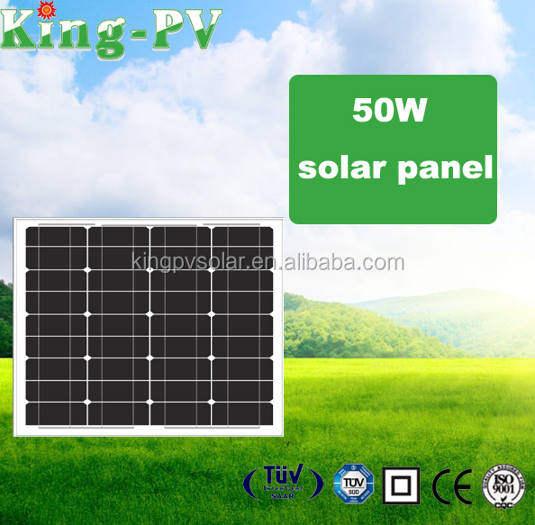 High efficiency cheap sun power 45W small solar panel for india market