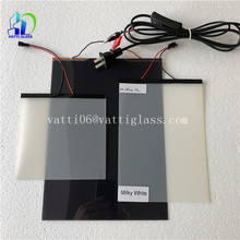 SPD film smart glass / PDLC film smart glass for house building