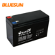 Bluesun high quality long life use 12v 2.5ah motorcycle lead acid battery