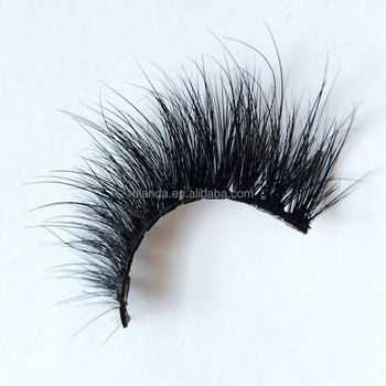 Quality Chinese Eyelashes Professional Natural Volume Mink 3d Lashes