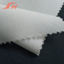 2018 quality tricot warp knitting fusible interlining for clothes