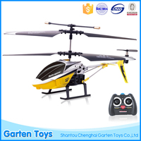 Promotional funny 3.5ch alloy series electric rc helicopter