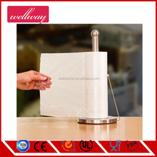 Free Standing Toilet Paper Holder, Stainless Steel Kitchen Napkin Rings