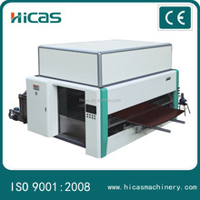 HSFXF250-PYW auto board lines spraying painting machine for wood board and Glass with cleaning system