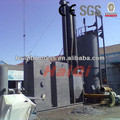 300KW Rice Husk , Coconut Shell gasification power Plant