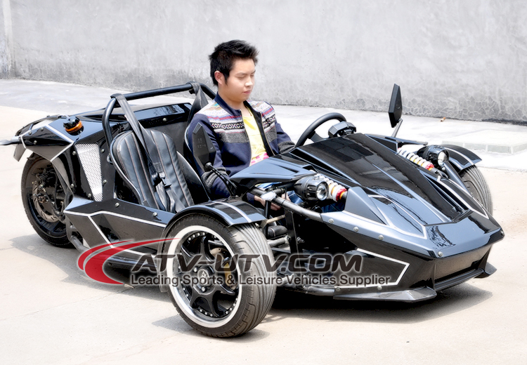 250-500CC EEC trike roadster for adult