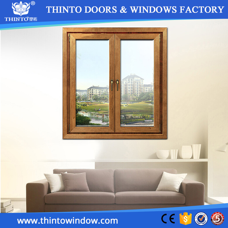 China factory price double casement sash window