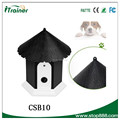 CSB10 Pet Dog Puppy Outdoor Ultrasonic Bark Deterrent Anti Barking Control Bark Stop Birdhouse