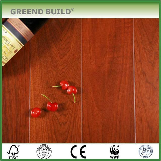Jatoba easi clean wood floor