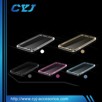 Hot selling clear transparent ultra thin 0.3mm tpu for iphone case for iPhone 5 6 6s