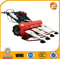 mini rice paddy wheat cutting machine for global market
