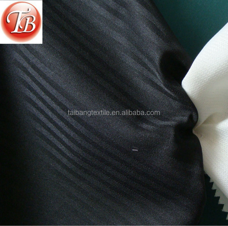 <strong>poly</strong> cotton Herringbone garment pocketing fabric