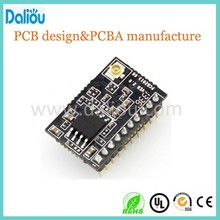 mini size low power UART serial to wifi module with external antenna