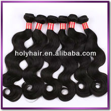 2013 Hot selling wholesale indian hair weave from indian hair industries