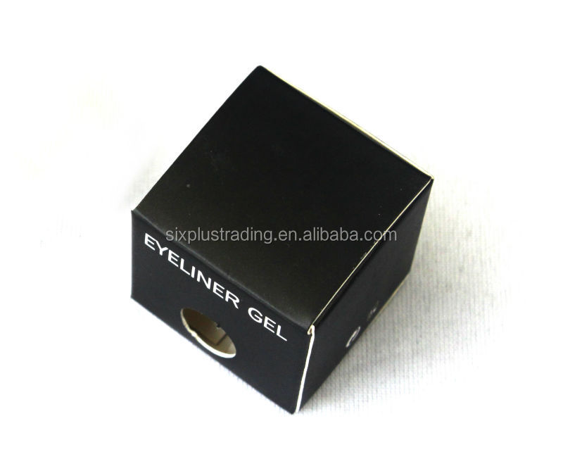 waterproof eyeliner gel black