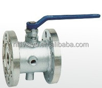 thermal Insulation ball valve