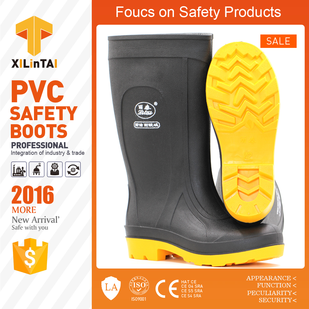 2017 New model beautiful Safety Boots