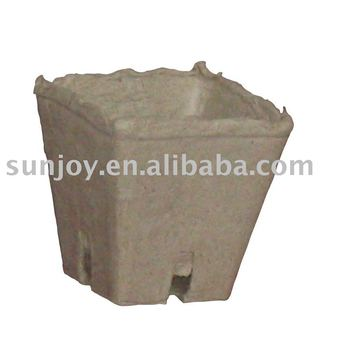 paper planter 100% recycle paper planting cup