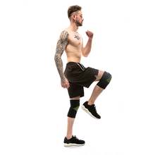 professional sport men sleeve brace knee support