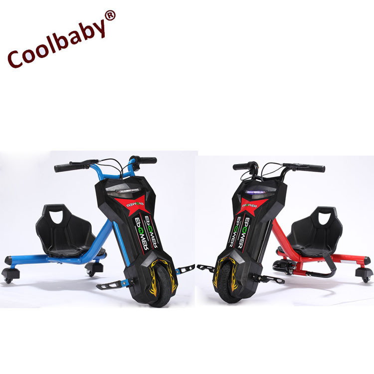 COOLBABY 2017 Kids Small 100w/150w/250w mobility Speedway Mini Cheap folding electric Motor scooter for adult With Double